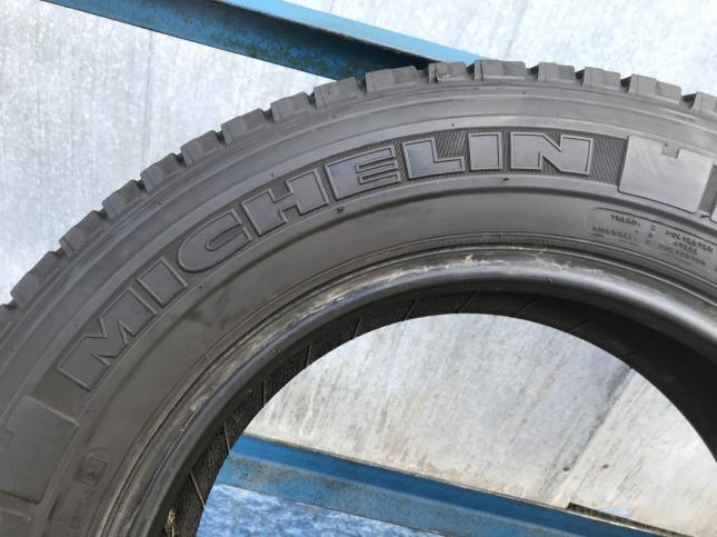 195/75/16 Michelin бу летние шины 195 75 16