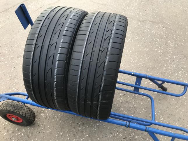 225/40/19 Bridgestone бу летние шины 225 40 19