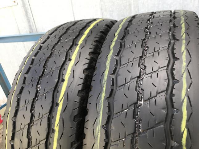 215 70 15 C Bridgestone бу летние шины 215/70/15C