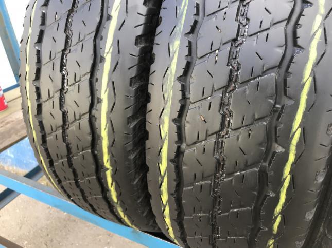 225 65 16 Bridgestone бу летние шины 225/65/16C