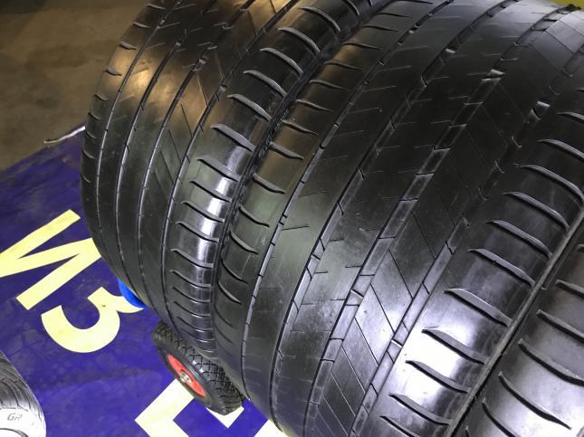 Спарка 265/40 R21 и 295 35 21 Michelin  Latitude S