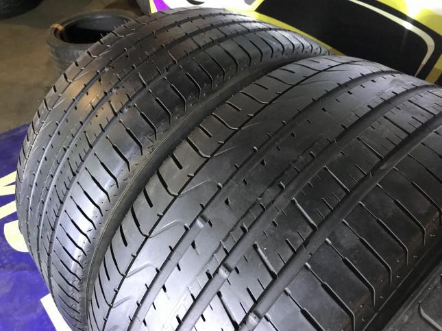 Шины GLA 315/40 R21 и 275 45 21 Pirelli P.Zero