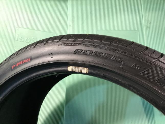 Шины 4 шт  235/45 R19 Pirelli PZeroRosso 235 45 19