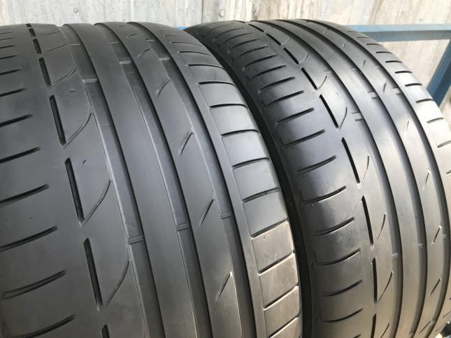 Спарка 245/40 R20 и 275 35 20 Bridgestone S001 Runflat
