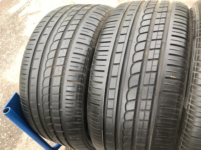 Спарка на CLS R18 255/40 и 285 35 18 Pirelli