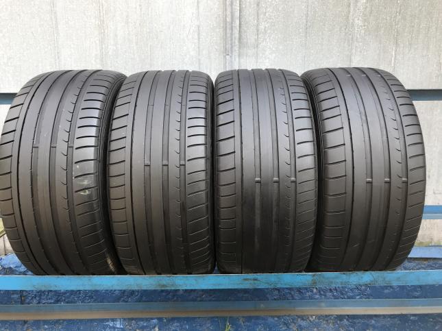235 40 18 Dunlop бу летние шины 235 40 R18