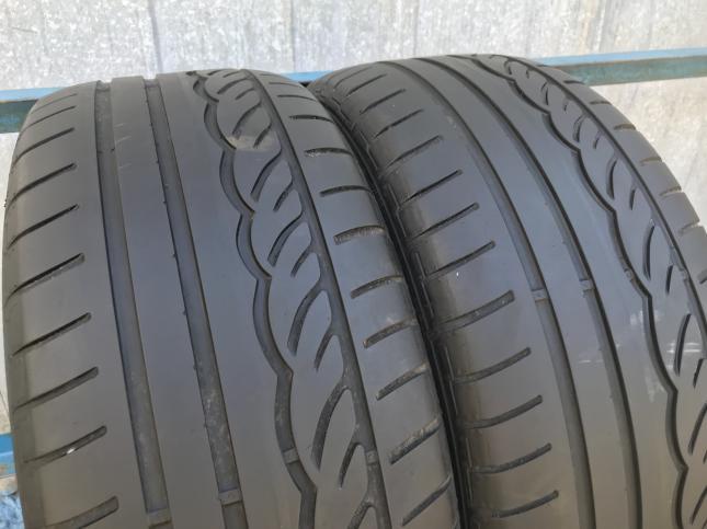 225 50 17 Dunlop бу летние шины 225/50/17 R17