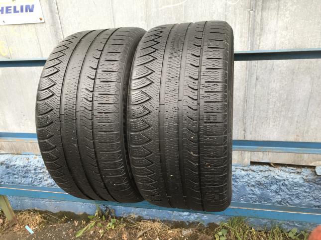 295 35 20 Michelin бу зимние шины 295/35/20 R20