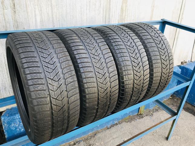 Шины бу 275 40 21 и 305 35 R21 Pirelli на Porsche