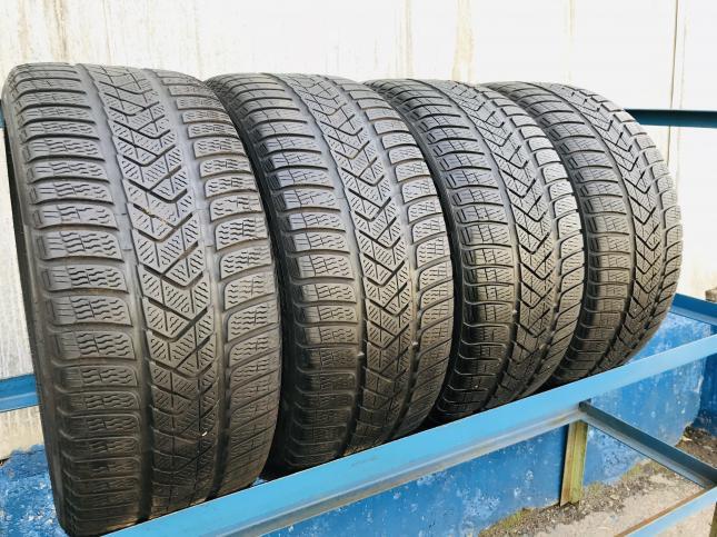 Шины бу 255 45 20 и 285 40 R20 Pirelli Winter GLC