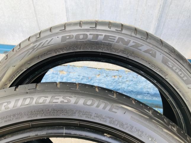 245/40/18 и 265/35/18 Спарка Bridgestone S001