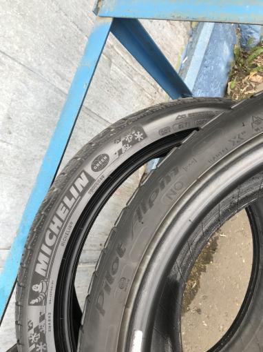 Шины бу 255 40 20 и 285 35 R20 Michelin PA4