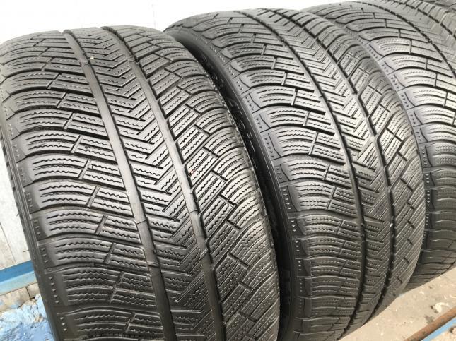 Шины бу Panamera 255/40/20 и 285/35/20 R20 Michelin