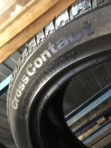 235 50 18 Continental бу зимние шины 235/50/18 R18