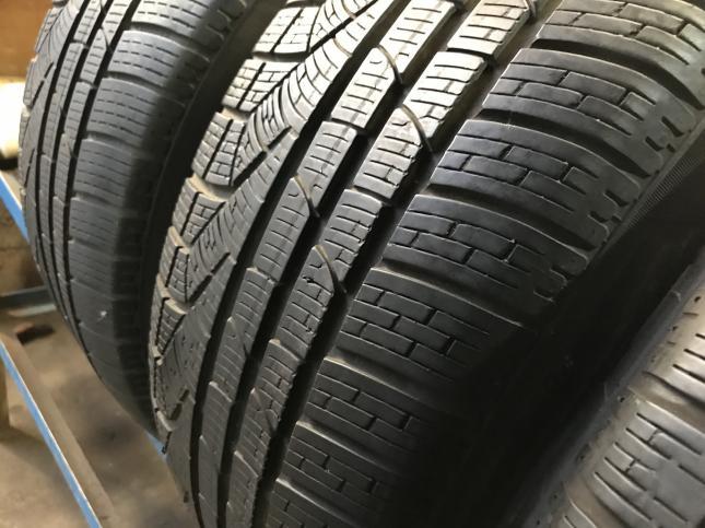 245 50 18 Runflat Pirelli бу зимние шины 245/50/18 R18