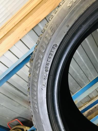 255 40 18 Bridgestone бу зимние шины 255/40/18 R18