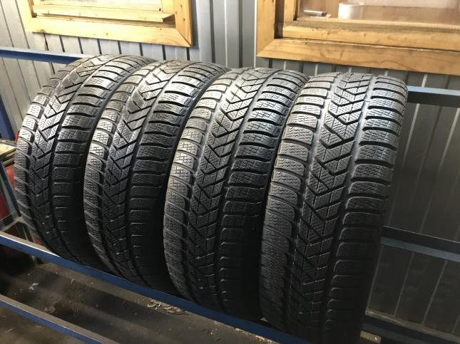 225 45 19 Pirelli бу зимние шины 225/45/19 R19