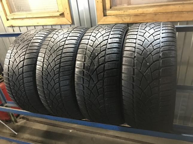 255 40 19 Dunlop бу зимние шины 255/40/19 R19