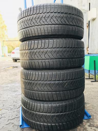 Спарка BMW X5 X6M 275/35/22 и 315/30 R22 Pirelli