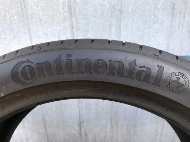 Спарка 255 40 19 и 285/35 R19 Continental 5