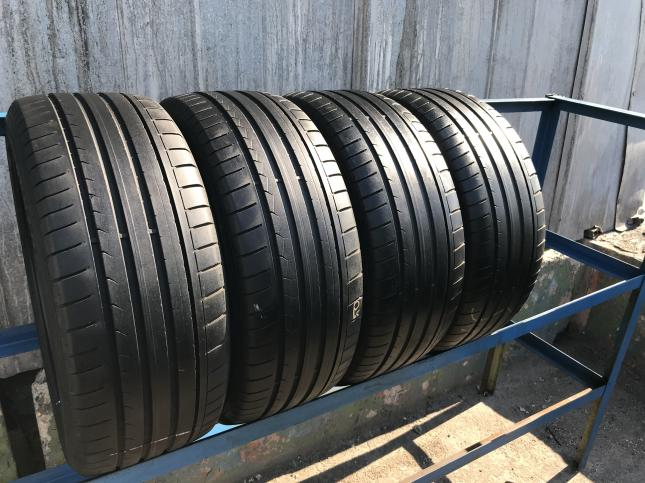 245 40 20 Dunlop бу летние шины 245/40/20 R20