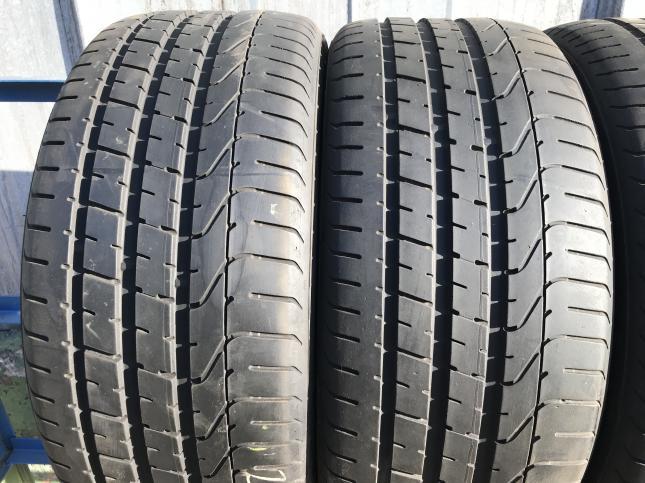 Комплект на CLS 255/40 R18 и 285/35 18 Pirelli