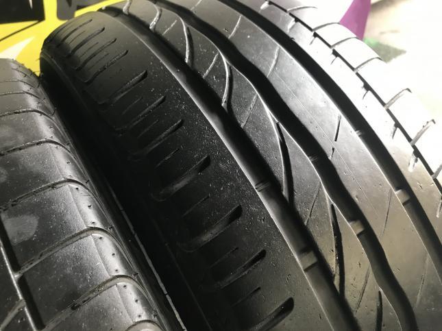 Спарка BMW 5 245/45 R18 и 275 40 Bridgestone RF