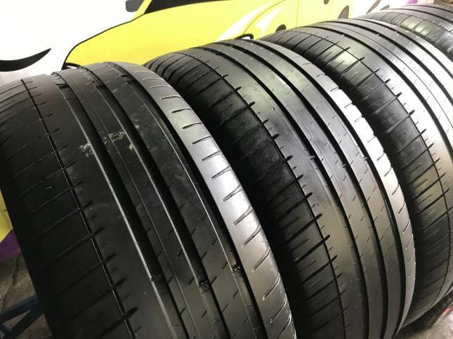 Шины бу 245/45/19 и 275/40/19 Michelin PS3