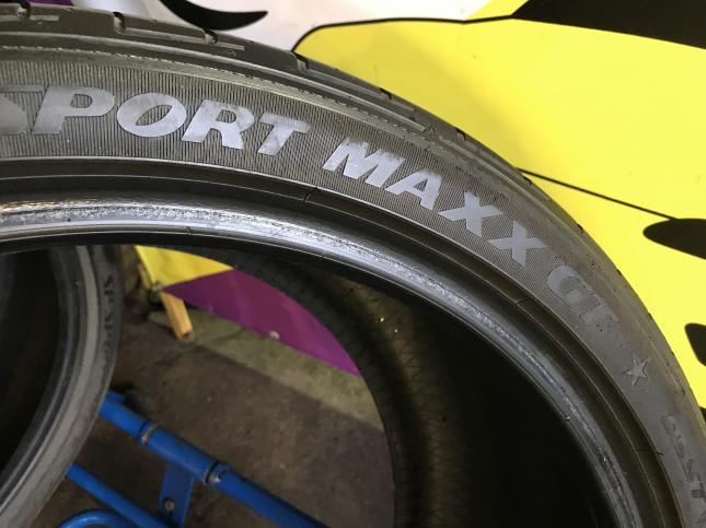 325 30 21 Dunlop летняя шина бу 325/30/21 R21