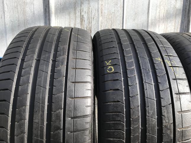 Разноширокие 265 35 21 и 305 30 R21 Pirelli PZ4