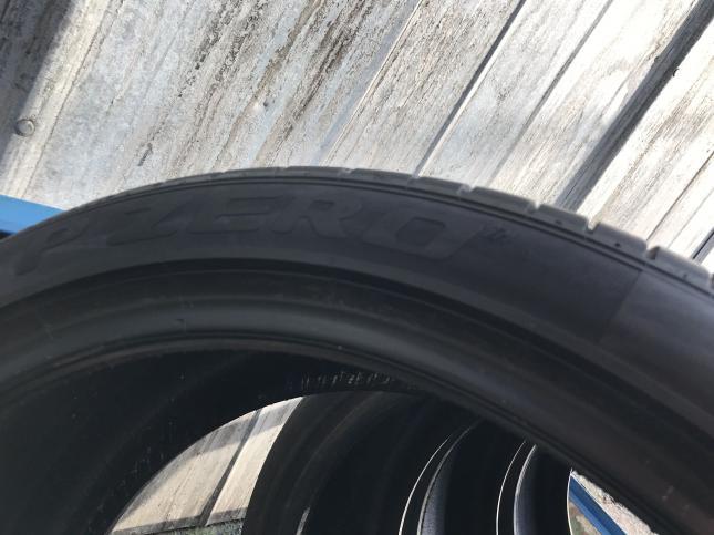 Спарка 265/35/21 и 305/30 R21 Pirelli PZero