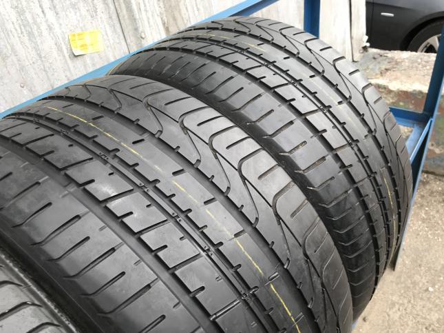 Разноширокие 225 40 18 и 255/35 R18 Pirelli