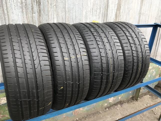 Спарка 225/40/18 и 255/35 R18 Pirelli PZero
