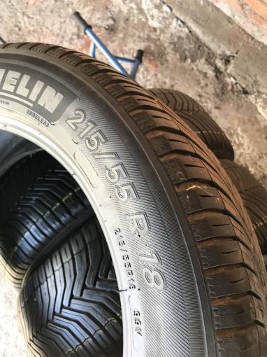 215 55 18 Michelin CrossClimate SUV