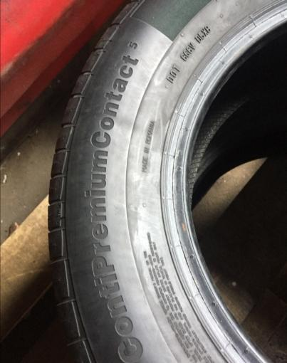 215/65R16 98H Continental premium contact 5 пара