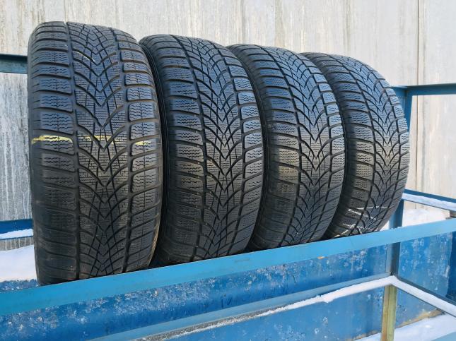 Шины 255/40 R18 и 225/45 Dunlop WinterSport 4D