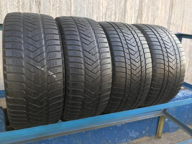 315/40 R21 и 275/45 Pirelli Scorpion Winter 107h