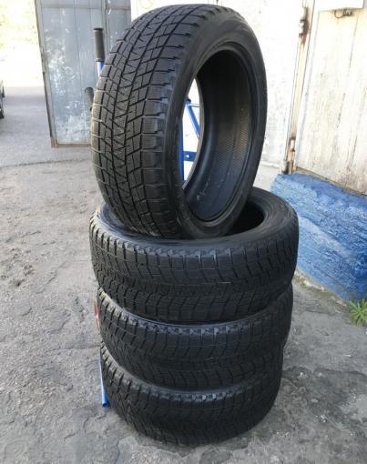 Зимние шины 275 50 R22 Bridgestone DM-V1