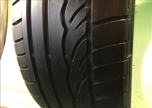 235/40R18 Dunlop sp sport 01 одна