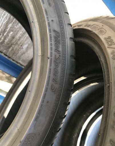 Разноширокие R18 255/35 225/40 Michelin PS3