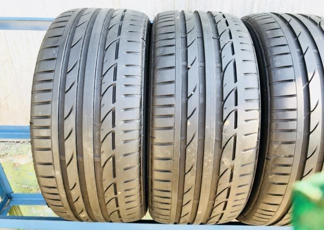 Шины бу 255 35 19 Bridgestone Potenza S001 RFT