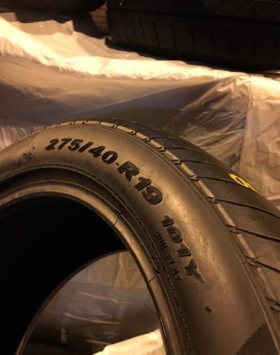 275 40 19 Pirelli p zero rsc Runflat пара