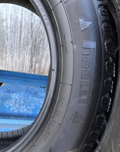 215 55 16 Pirelli WinterCarving Edge 4шт