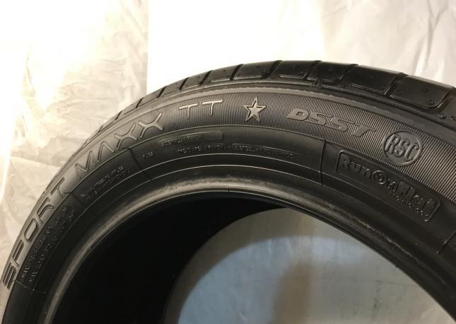 225 45 17 Dunlop Sport maxx TT Runflat