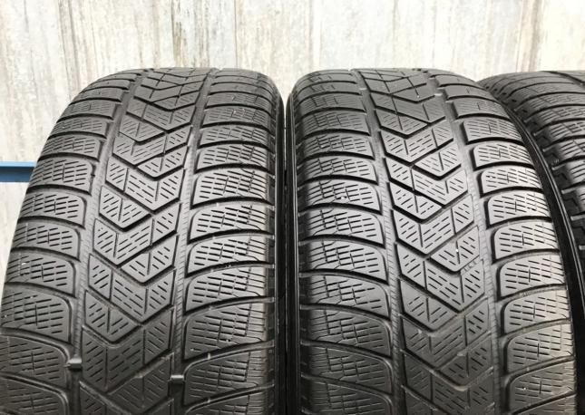 235 55 19 Pirelli Scorpion Winter 4шт