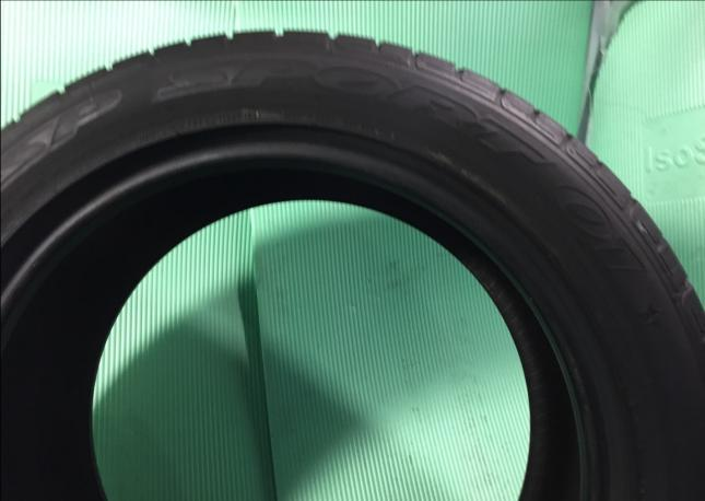 235/50R18 Dunlop sp sport 01 комплект