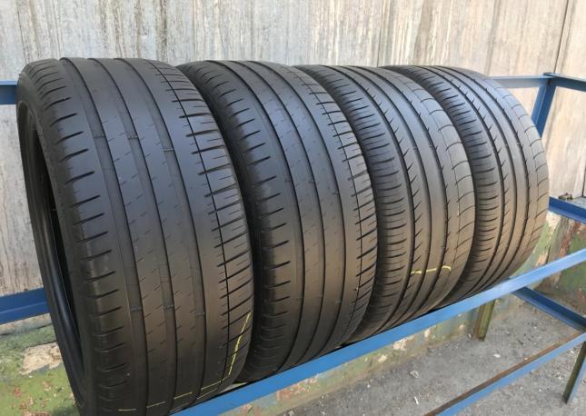 Разноширокие R19 245.40 275.35 Michelin PS3