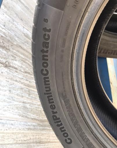 215 55 16 Continental ContiPremiumContact 5 4шт