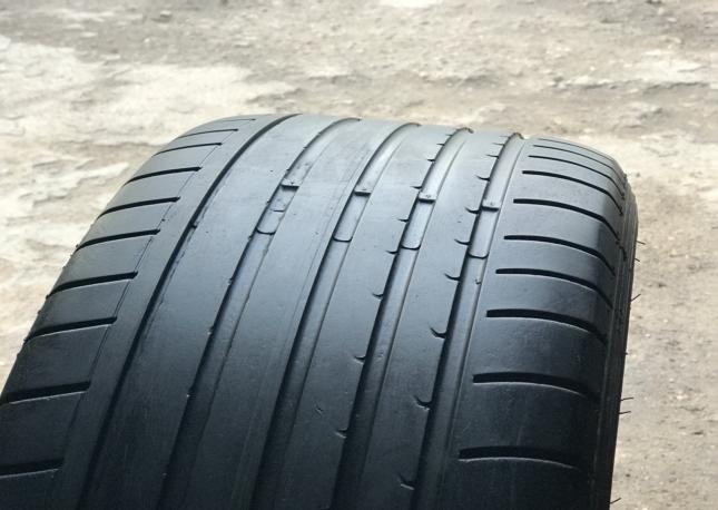 275 35 19 Данлоп Sport maxx GT ранфлет
