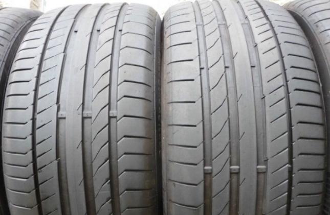 235 45 18 continental sport contact 5 g1 пара